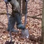 В лесу Украины найдены сокровища V века
