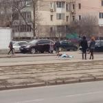 В Одессе грузовик насмерть сбил женщину