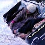 В Татарстане пациентку повезли в больницу в ковше экскаватора