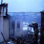 На Киевщине пенсионер погиб в пожаре
