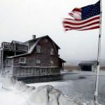 Аномальные морозы в США привели к человеческим жертвам