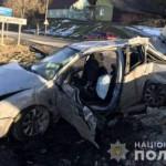 На Львовщине Volkswagen влетел в пост пограничников: есть жертвы