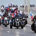 Поддерживает «радикалов»: на Западе рассказали, чем опасны российские байкеры и казаки