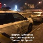 В Киеве таксист угрожал мужчине саблей