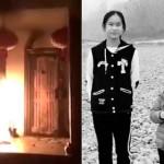 Школьница спасла брата от пожара ценой своей жизни