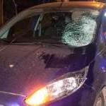 На Харьковском шоссе мужчина бросился под колеса авто