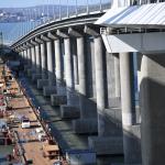 Поезда перед Крымским мостом проверят на оружие и наркотики специальным сканером