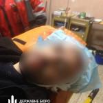В Киеве пьяный полицейский несколько раз ударил коллегу ножом