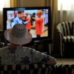 Телевизор ухудшает память пожилых людей