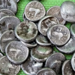 В Словакии археологи обнаружили клад из монет древних кельтов