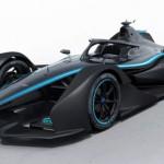 EQ Silver Arrow 01 — новый электрический гоночный автомобиль от компании Mercedes-Benz