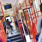 В Латвии пассажирка автобуса накинулась на водителя из-за русского языка
