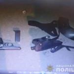 Под Киевом злоумышленники устроили разбойное нападение