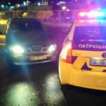Во Львове угонщик авто устроил «гонки» с полицией