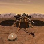 Оборудование исследовательского аппарата Mars Insight зарегистрировало первое «марсотрясение»