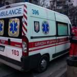 В Киеве обнаружили окровавленного мужчину