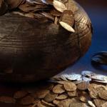 В Подмосковье найдены древние монеты времен Бориса Годунова