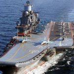 Шойгу: крейсер «Адмирал Кузнецов» отремонтирован на четверть