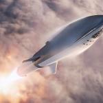 Центральная ступень ракеты SpaceX случайно затонула в Атлантическом океане