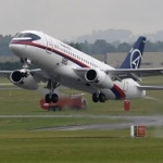 Россия не отменяет полеты на SSJ-100, однако рейсы этих самолетов в Вильнюс отменены