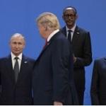 В Кремле опровергли сообщения о запросе США встречи Путина и Трампа