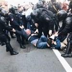 Петербургский Первомай: нарушители закона и провокаторы — не оппозиционеры, а власть