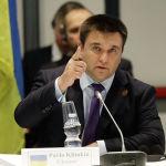 Климкин и Турчинов написали заявление об отставке