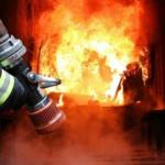 Под Киевом в результате пожара погиб мужчина