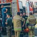 На Киевщине девочка отравилась газом при пожаре