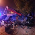 Серьезное ДТП во Львове: водитель не справился с управлением