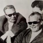 Дипломатия в плавках: Политический броманс времен холодной войны