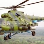 Командир бригады ВСУ и три летчика погибли при крушении Ми-8