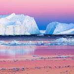 Северный Ледовитый океан размывает арктические территории