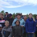 Жители Киселевска попросили убежища у премьер-министра Канады