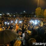 Мирная революция в Екатеринбурге