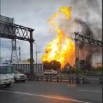 Взрыв на газопроводе около ТЭЦ 27 в Мытящах: колокольный звон по госкапитализму в России