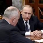 Владимиру Путину доложили о новом рекорде в экспорте оружия