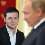 Хочу как Путин: Зеленского поймали на подражании президенту России