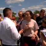 Жителям Киселевска полиция запретила собираться на чаепития