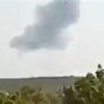 В Сирии сбили российский  истребитель Су-22