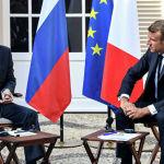 Во Франции просят Путина участвовать в G7/8