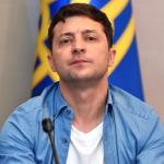 Зеленский отказал российским журналистам в интервью, сославшись на занятость