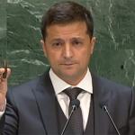«Порошенко 2.0″ — Зеленский продолжил в ООН риторику предшественника