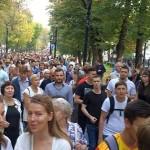 Оппозиция направила в мэрию заявку на митинг в Москве 14 сентября