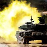 Поляки собираются жечь русские танки Т-90М пачками