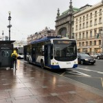 В новый год с новой реформой: в Петербурге усовершенствуют транспортную систему