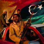Фоторепортаж с бывшего лагеря террористов в Ливии