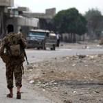 В Сирии подорвали бронеавтомобиль с российскими военными